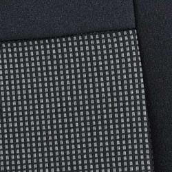Tapis de sol Noir PREMIUM RENAULT SCENIC 4, tout modèle de 09-2016 à aujourd'hui