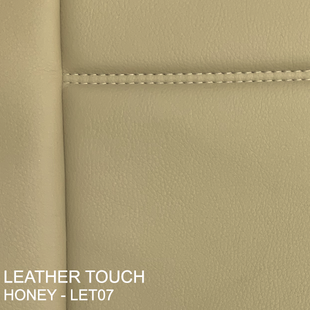 Leather Touch Honney - Let07