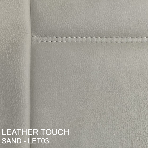 Leather Touch Sand - Let03