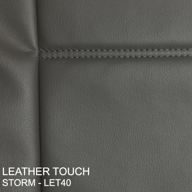 Leather Touch Storm - Let15