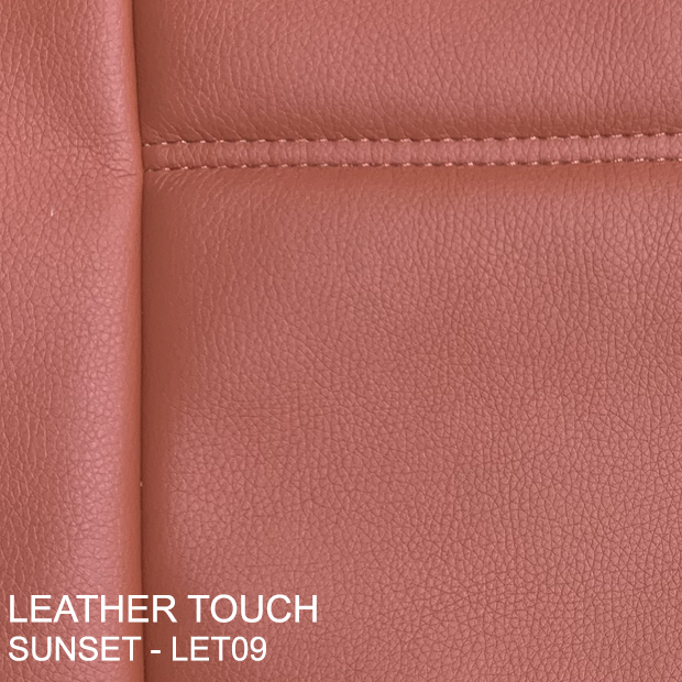 Leather Touch Sunset - Let09