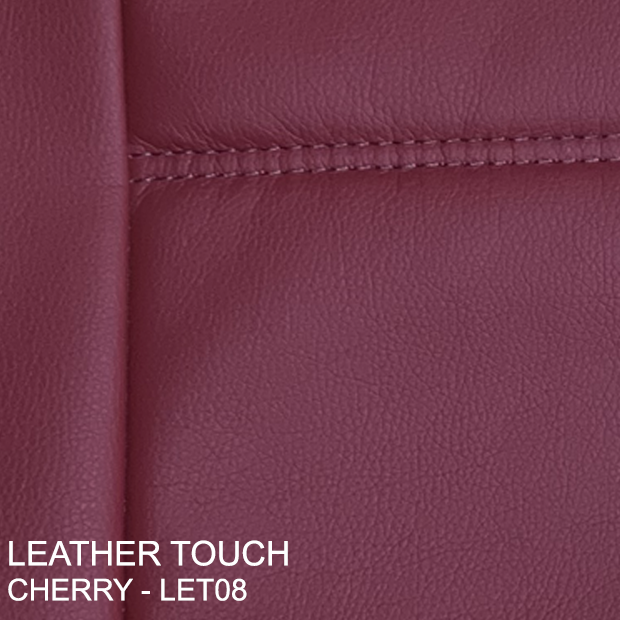 Leather Touch Cherry - Let08