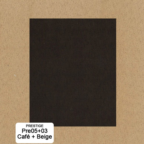 Bi-color:Café Pre5+Beige Pre3