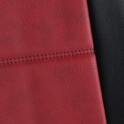 Gold Cuir Rouge et Noir - T22